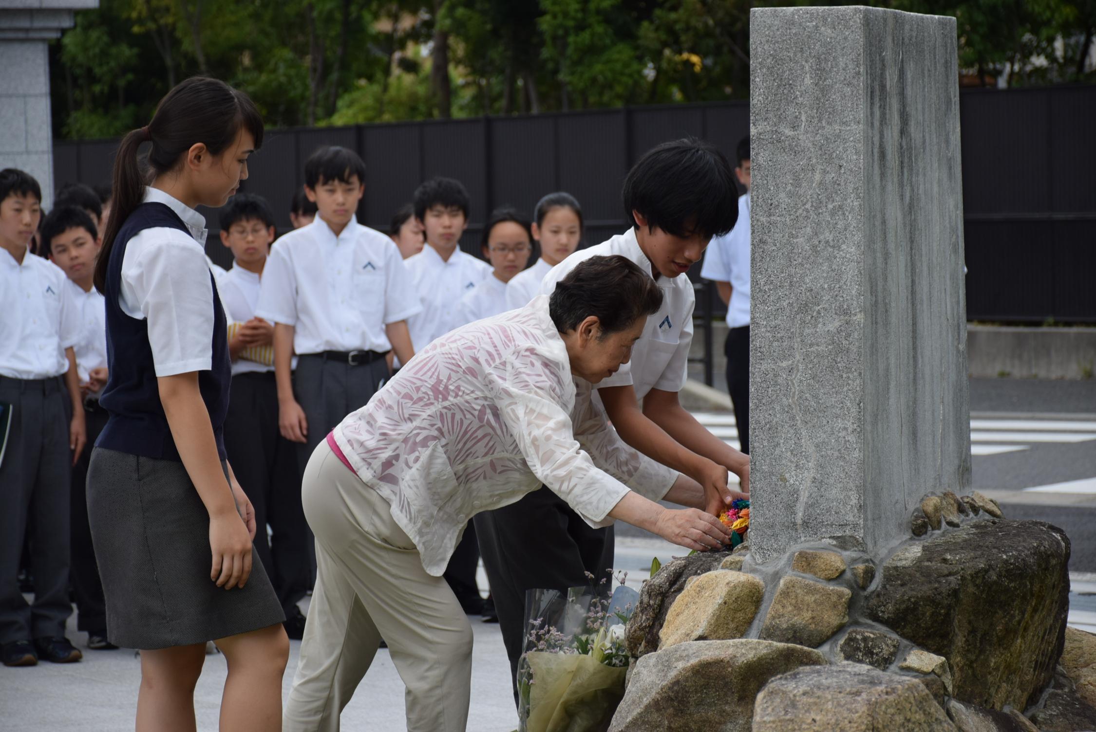 Junior High School Peace Campaign ~Part1~