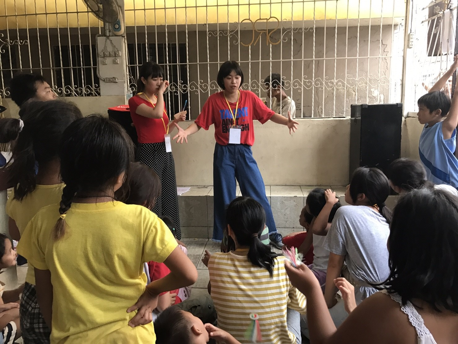 海外ボランティア セブ島・フィリピン
