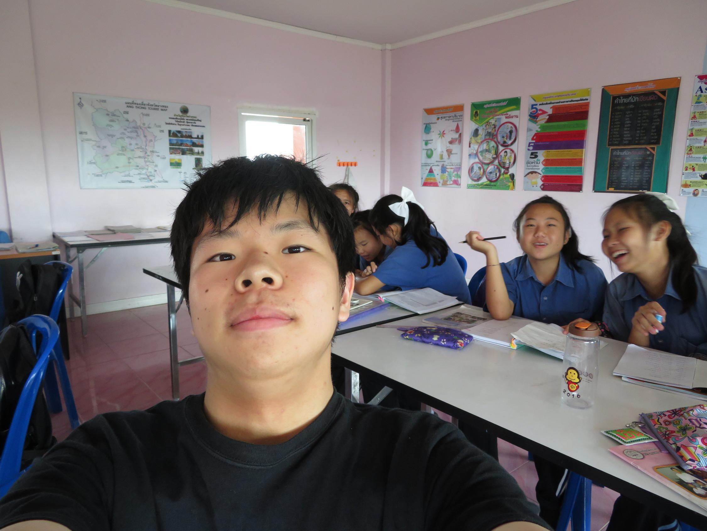 海外ボランティア in タイ