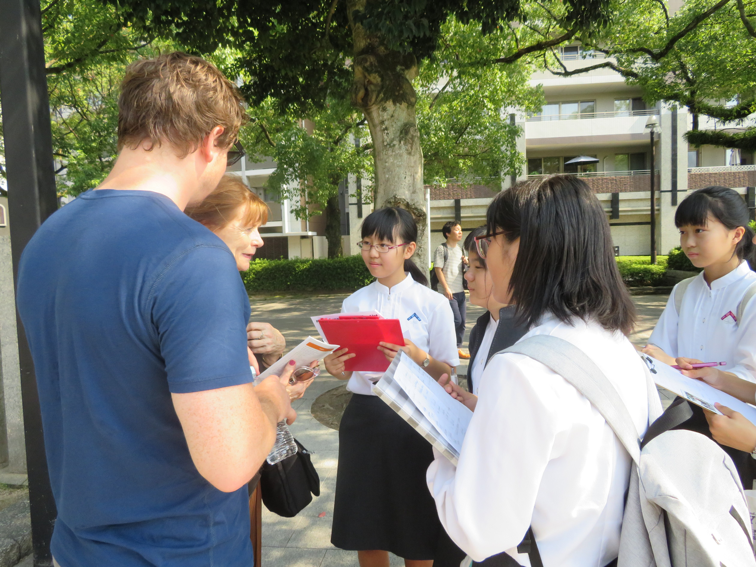 Junior High School Peace Campaign ~Part5~