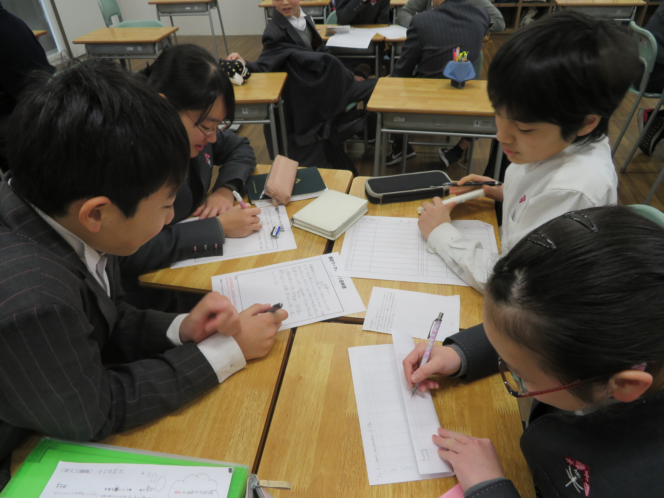 Junior High School Peace Campaign ~Part8~