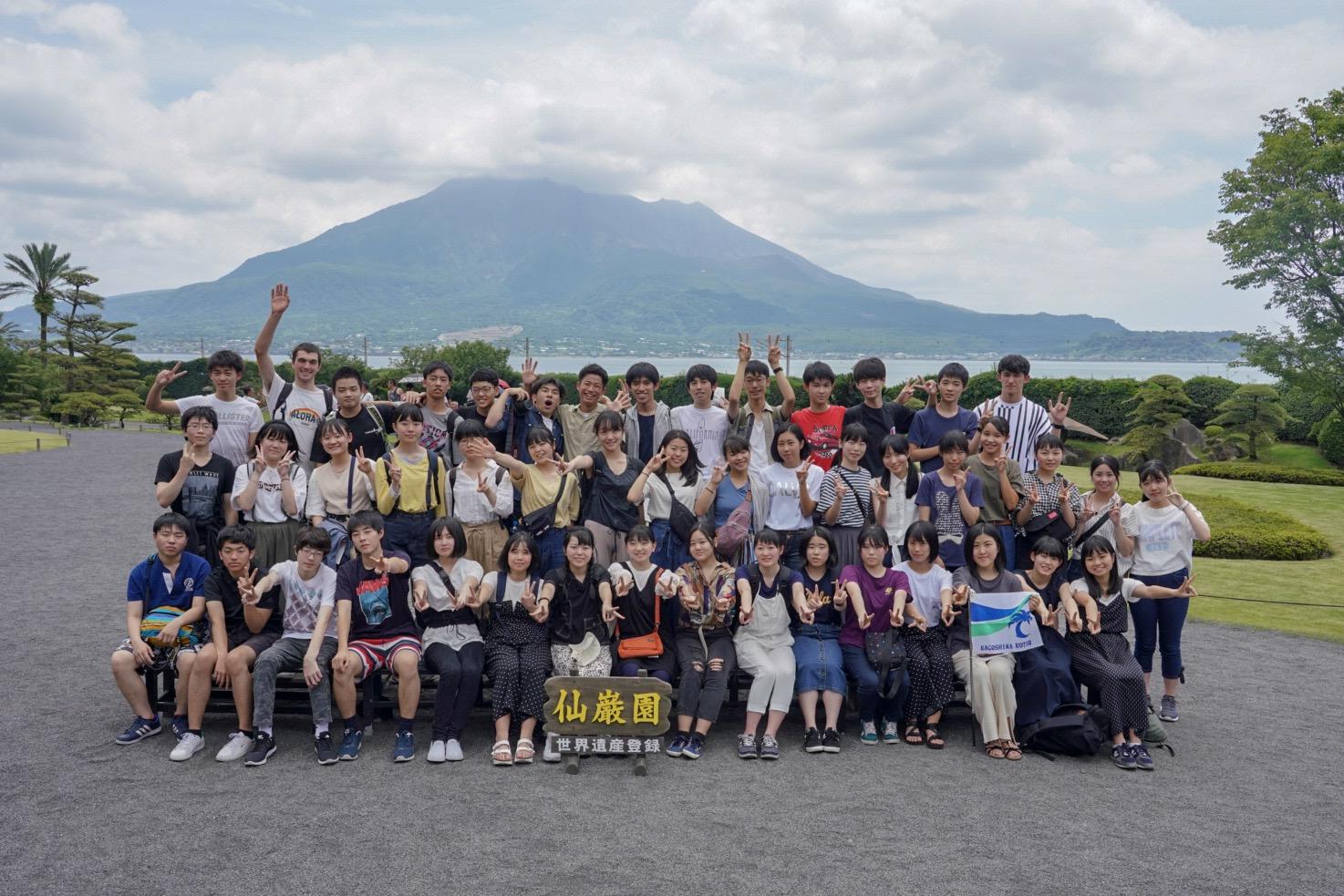 G11修学旅行屋久島 〜4日目鹿児島観光〜